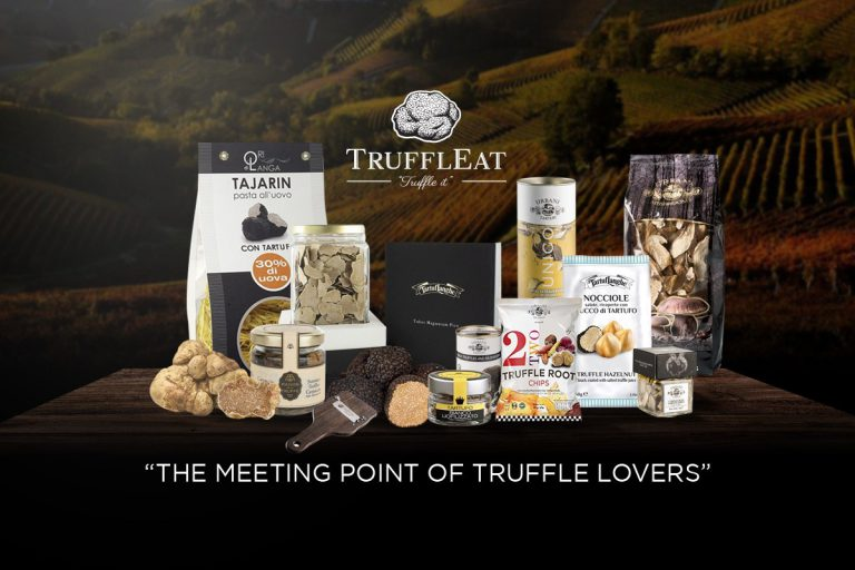 """TRUFFLEAT – """"THE MEETING POINT OF TRUFFLES LOVERS & ITALIAN PRODUCTS"""""""